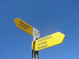 Wanderland bei Oschwand