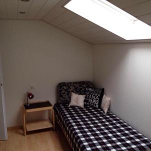 Einzelzimmer mit 2. Stock
